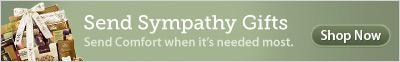 Send Sympathy Gifts